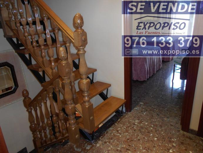 Foto 21 de Casa adosada en Adosado En  Movera / Santa Isabel - Movera,  Zaragoza Capital