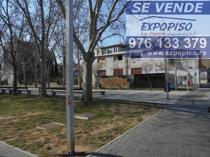 Foto 8 de Chalet en Parcela Corredor Verde, Oliver / Oliver,  Zaragoza Capital