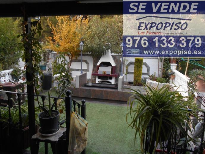 Foto 5 de Chalet en Chalet En  Salvador Allende, Gran Bodega,Jardin / Salvador Allende,  Zaragoza Capital