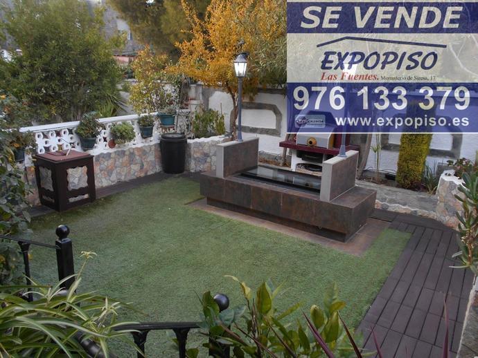 Foto 6 de Chalet en Chalet En  Salvador Allende, Gran Bodega,Jardin / Salvador Allende,  Zaragoza Capital