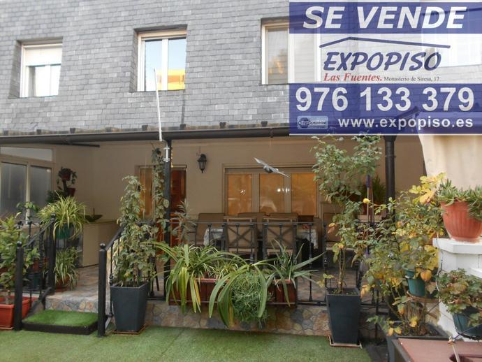 Foto 13 de Chalet en Chalet En  Salvador Allende, Gran Bodega,Jardin / Salvador Allende,  Zaragoza Capital