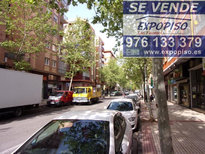 Foto 4 de Garaje en Avda Compromiso De Caspe Garaje Y Trastero / Las Fuentes,  Zaragoza Capital