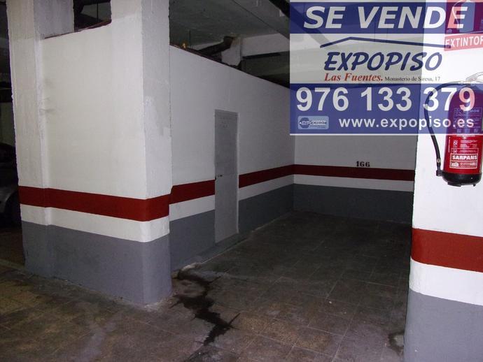 Foto 6 de Garaje en Avda Compromiso De Caspe Garaje Y Trastero / Las Fuentes,  Zaragoza Capital