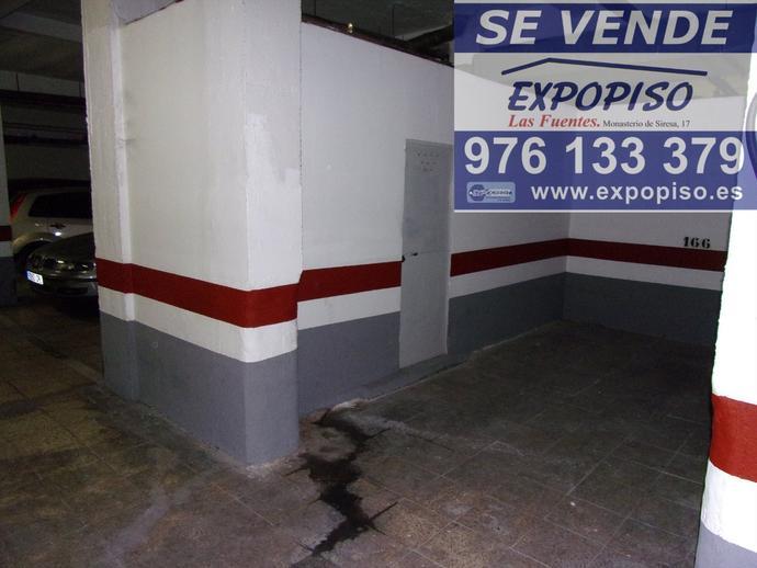 Foto 7 de Garaje en Avda Compromiso De Caspe Garaje Y Trastero / Las Fuentes,  Zaragoza Capital