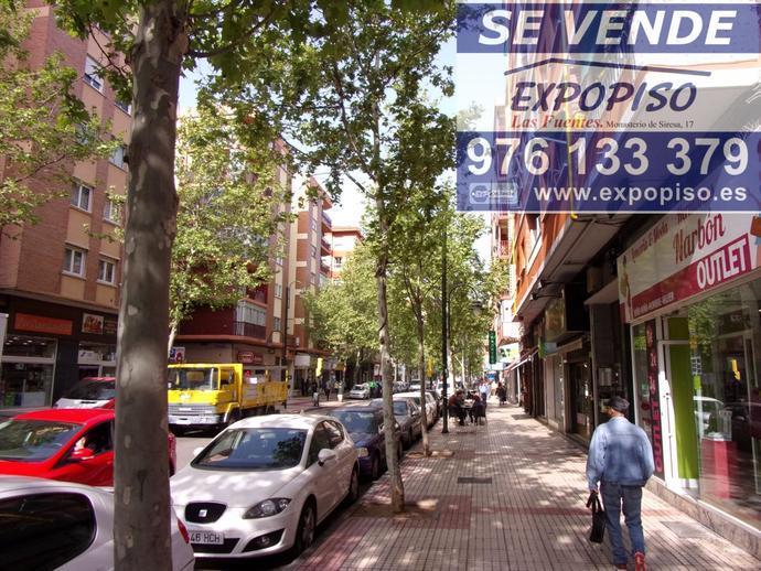 Foto 8 de Garaje en Avda Compromiso De Caspe Garaje Y Trastero / Las Fuentes,  Zaragoza Capital