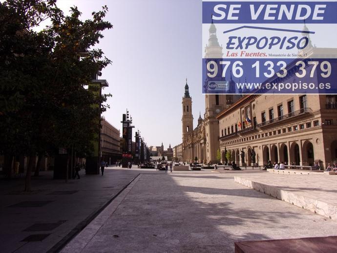 Foto 4 de Piso en Centro Don Jaime / Paseo Independencia,  Zaragoza Capital