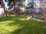 Vivenda Xalet parcela en torrero parque grande