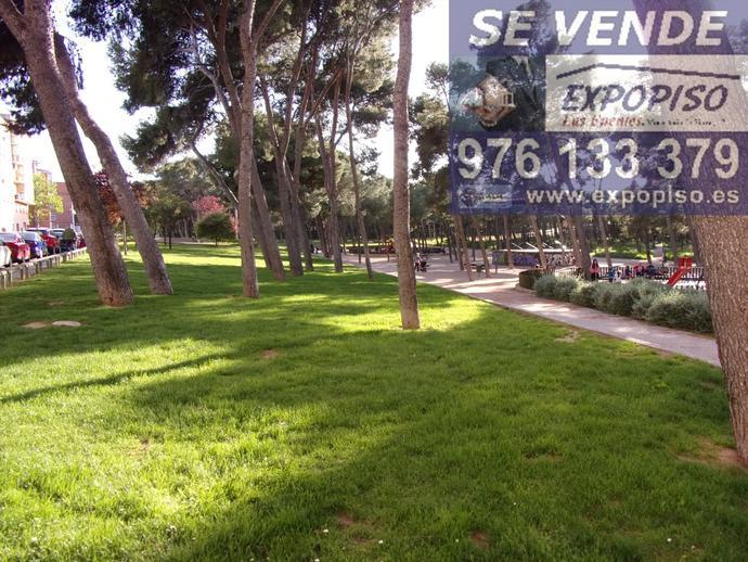 Foto 1 de Chalet en Parcela En Torrero Parque Grande / San José Alto,  Zaragoza Capital