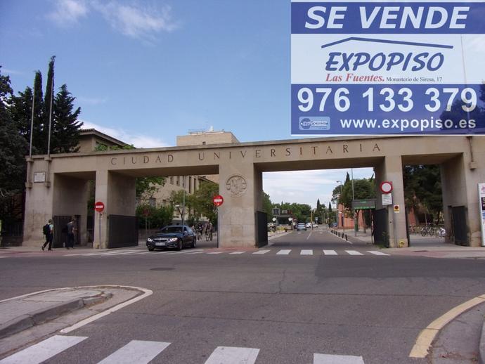 Foto 4 de Piso en Universidad - Calle Pamplona Escudero Oportunidad / Universidad San Francisco,  Zaragoza Capital
