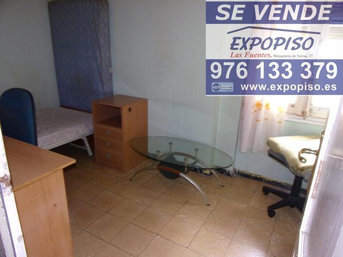 Foto 6 de Piso en Universidad - Calle Pamplona Escudero Oportunidad / Universidad San Francisco,  Zaragoza Capital
