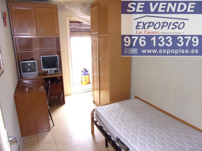 Foto 7 de Piso en Universidad - Calle Pamplona Escudero Oportunidad / Universidad San Francisco,  Zaragoza Capital