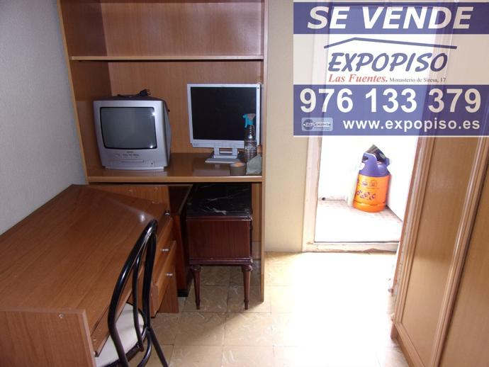 Foto 8 de Piso en Universidad - Calle Pamplona Escudero Oportunidad / Universidad San Francisco,  Zaragoza Capital