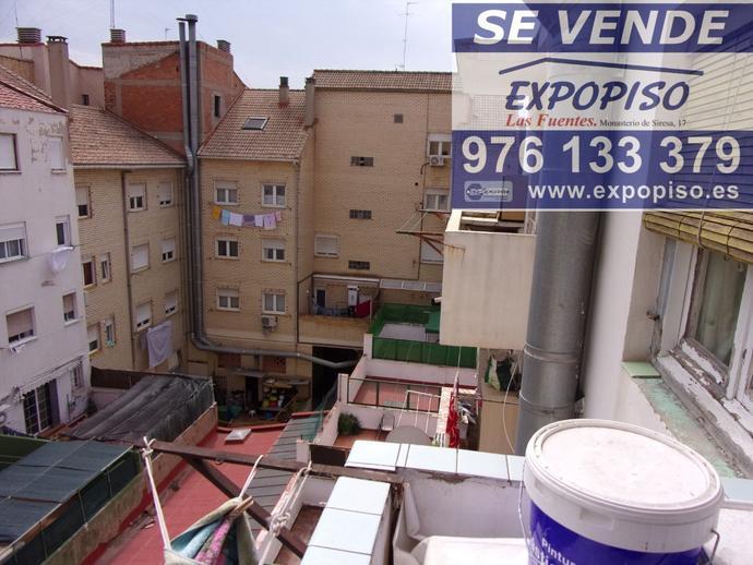 Foto 9 de Piso en Universidad - Calle Pamplona Escudero Oportunidad / Universidad San Francisco,  Zaragoza Capital