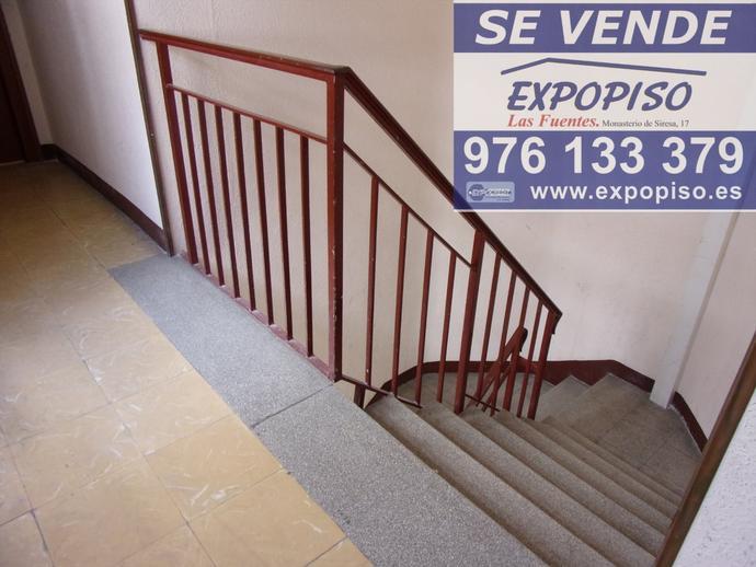 Foto 11 de Piso en Universidad - Calle Pamplona Escudero Oportunidad / Universidad San Francisco,  Zaragoza Capital