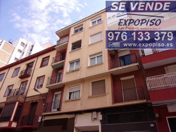 Foto 13 de Piso en Universidad - Calle Pamplona Escudero Oportunidad / Universidad San Francisco,  Zaragoza Capital