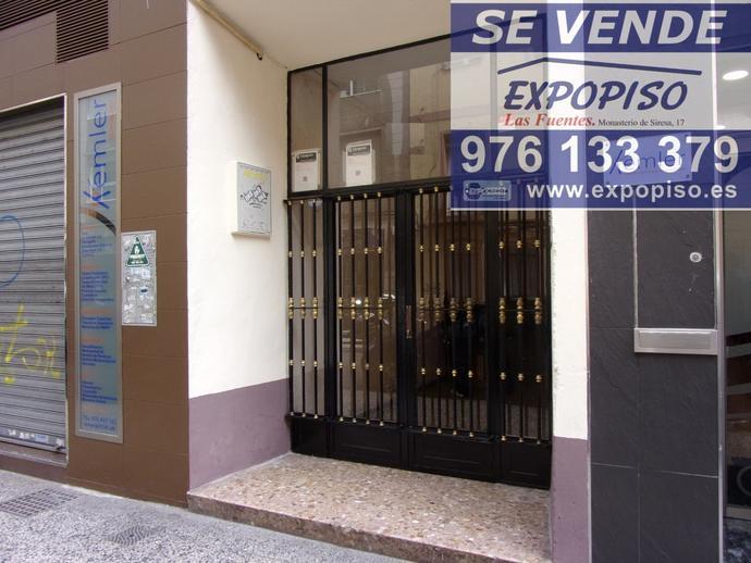 Foto 14 de Piso en Universidad - Calle Pamplona Escudero Oportunidad / Universidad San Francisco,  Zaragoza Capital