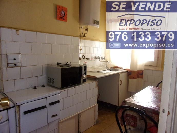 Foto 16 de Piso en Universidad - Calle Pamplona Escudero Oportunidad / Universidad San Francisco,  Zaragoza Capital