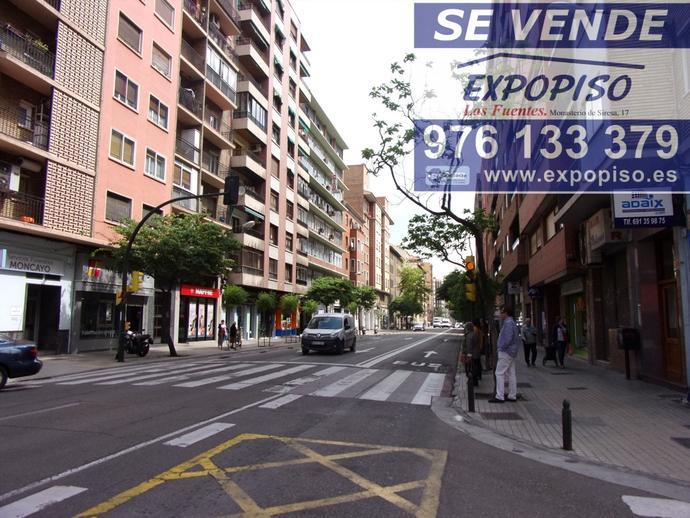 Foto 1 de Piso en Universidad - Calle Pamplona Escudero Oportunidad / Universidad San Francisco,  Zaragoza Capital