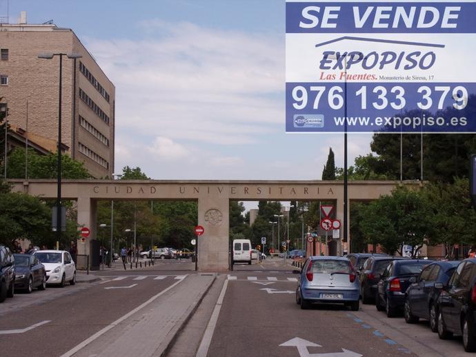 Foto 20 de Piso en Universidad - Calle Pamplona Escudero Oportunidad / Universidad San Francisco,  Zaragoza Capital
