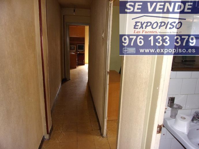 Foto 21 de Piso en Universidad - Calle Pamplona Escudero Oportunidad / Universidad San Francisco,  Zaragoza Capital
