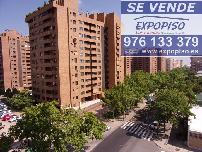 Foto 1 de Piso en Romareda 4Hab,2Baños,Garaje,Terraza / Romareda,  Zaragoza Capital
