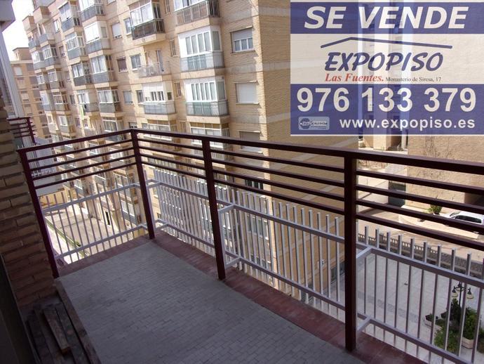Foto 12 de Piso en Romareda 4Hab,2Baños,Garaje,Terraza / Romareda,  Zaragoza Capital
