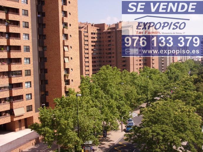 Foto 23 de Piso en Romareda 4Hab,2Baños,Garaje,Terraza / Romareda,  Zaragoza Capital