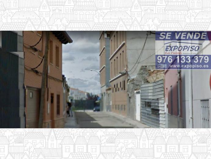 Foto 6 de Chalet en Oliver-Parcela Corredor Verde / Oliver,  Zaragoza Capital