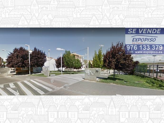Foto 3 de Chalet en Oliver-Parcela Corredor Verde / Oliver,  Zaragoza Capital