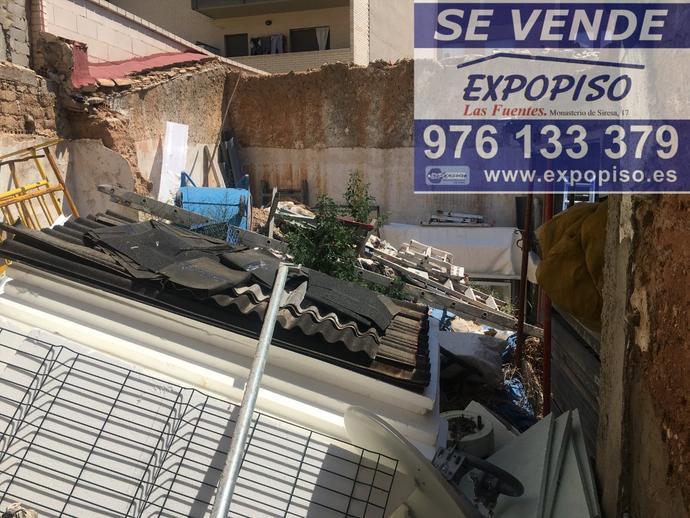Foto 10 de Chalet en Oliver-Parcela Corredor Verde / Oliver,  Zaragoza Capital