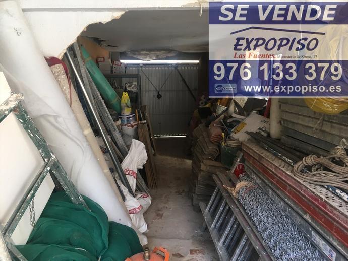 Foto 11 de Chalet en Oliver-Parcela Corredor Verde / Oliver,  Zaragoza Capital