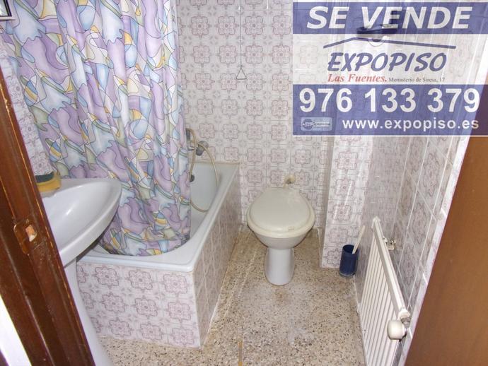Foto 3 de Piso en Las Fuentes Mercadona 2Hab+Salón,  Calefacción. / Las Fuentes,  Zaragoza Capital