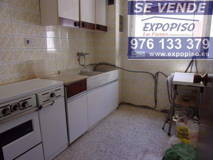 Foto 5 de Piso en Las Fuentes Mercadona 2Hab+Salón,  Calefacción. / Las Fuentes,  Zaragoza Capital