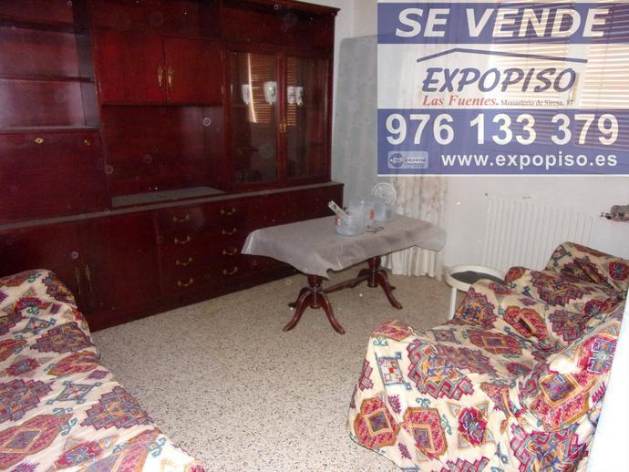 Foto 7 de Piso en Las Fuentes Mercadona 2Hab+Salón,  Calefacción. / Las Fuentes,  Zaragoza Capital