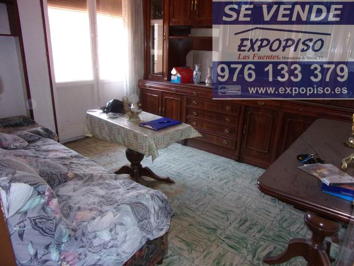 Foto 4 de Piso en Las Fuentes  3+S,Ascensor,Exterior / Las Fuentes,  Zaragoza Capital