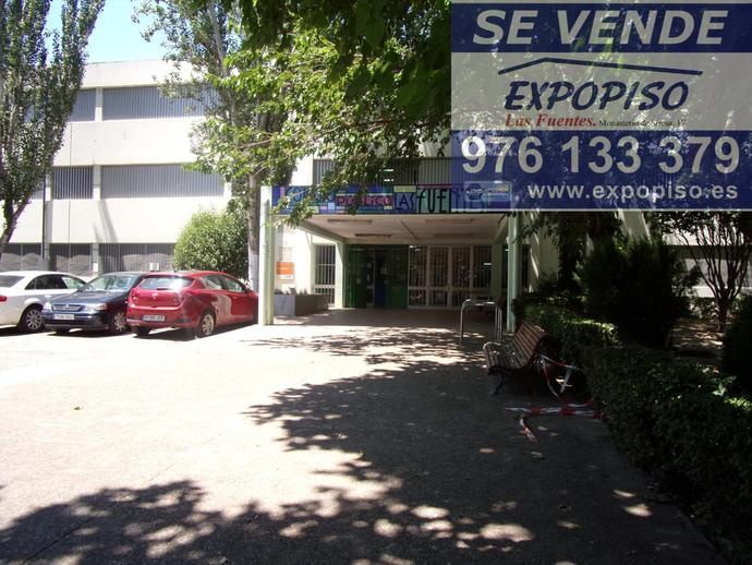 Foto 13 de Piso en Las Fuentes  3+S,Ascensor,Exterior / Las Fuentes,  Zaragoza Capital