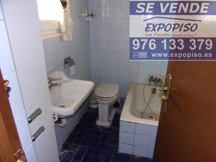Foto 16 de Piso en Las Fuentes  3+S,Ascensor,Exterior / Las Fuentes,  Zaragoza Capital