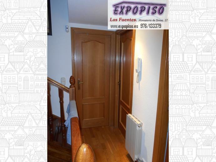 Foto 15 de Casa adosada en Miralbueno Piscina,Bodega,Terrazas,Garaje / Miralbueno,  Zaragoza Capital
