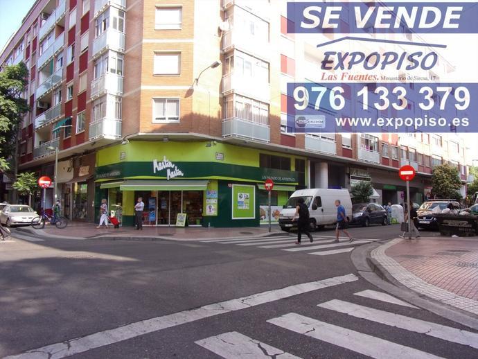 Foto 1 de Piso en Las Fuentes Mercadona 2+S ,Ascensor,Calefacción / Las Fuentes,  Zaragoza Capital