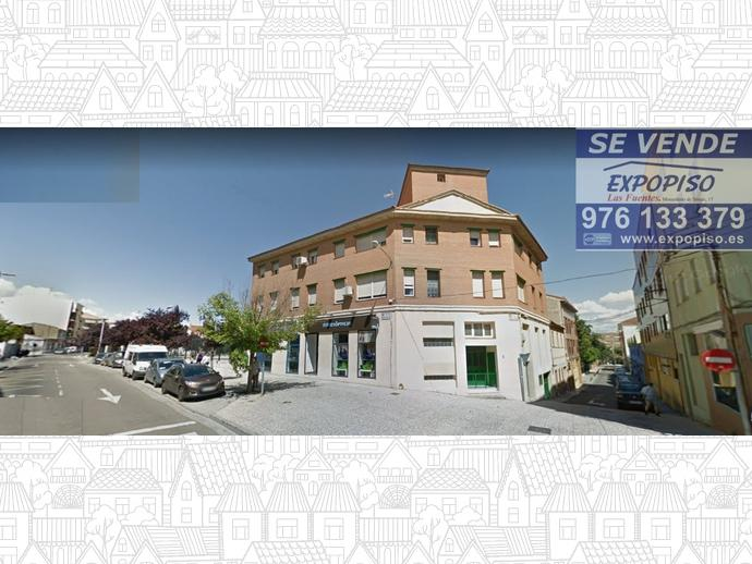 Foto 5 de Chalet en Oliver-Parcela Corredor Verde / Oliver,  Zaragoza Capital