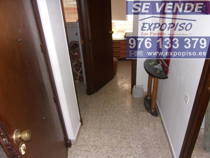 Foto 10 de Piso en Calle Monasterio De Siresa- Las Fuentes-Mercadona,2+S,Ascensor Y Calefacción / Las Fuentes,  Zaragoza Capital