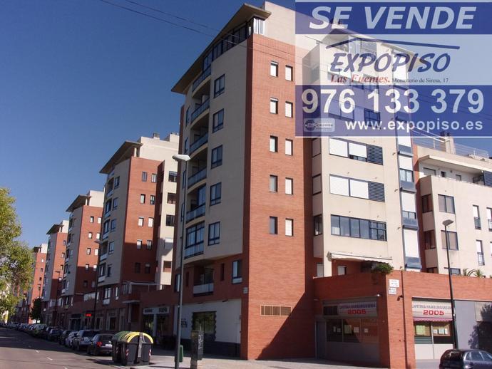 Foto 1 de Piso en Santa Isabel -Seminuevo 4Hab+S,2 Baños, Garaje / Santa Isabel - Movera,  Zaragoza Capital