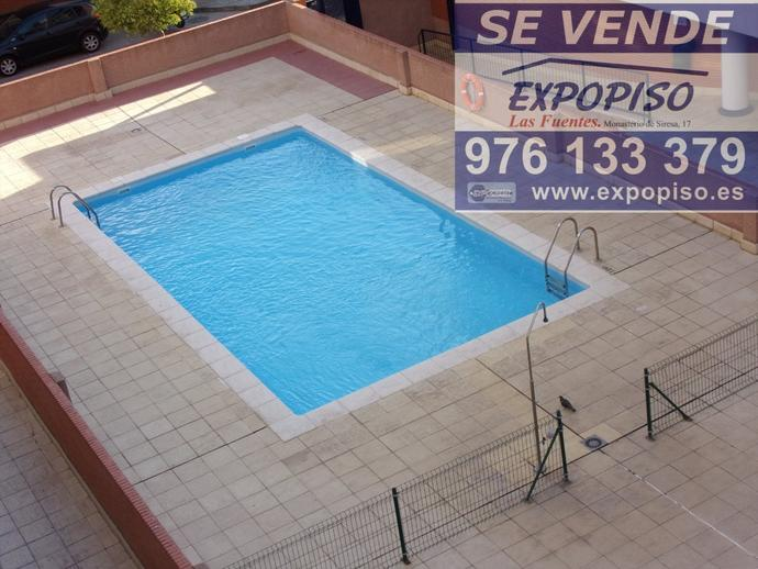 Foto 6 de Piso en Santa Isabel -Seminuevo 4Hab+S,2 Baños, Garaje / Santa Isabel - Movera,  Zaragoza Capital