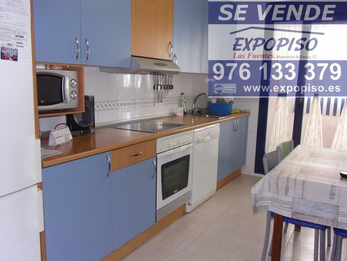 Foto 8 de Piso en Santa Isabel -Seminuevo 4Hab+S,2 Baños, Garaje / Santa Isabel - Movera,  Zaragoza Capital
