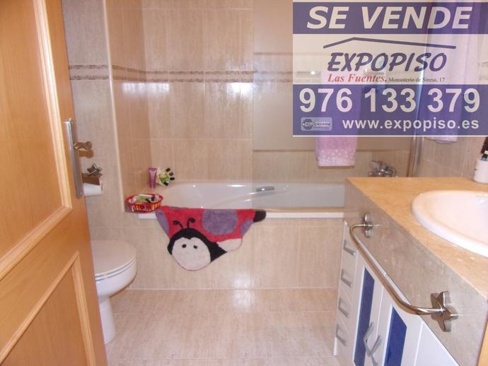 Foto 10 de Piso en Santa Isabel -Seminuevo 4Hab+S,2 Baños, Garaje / Santa Isabel - Movera,  Zaragoza Capital