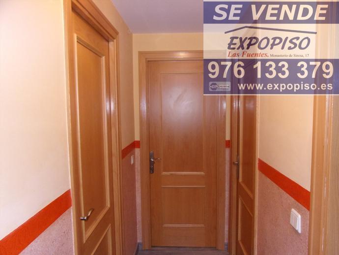 Foto 13 de Piso en Santa Isabel -Seminuevo 4Hab+S,2 Baños, Garaje / Santa Isabel - Movera,  Zaragoza Capital