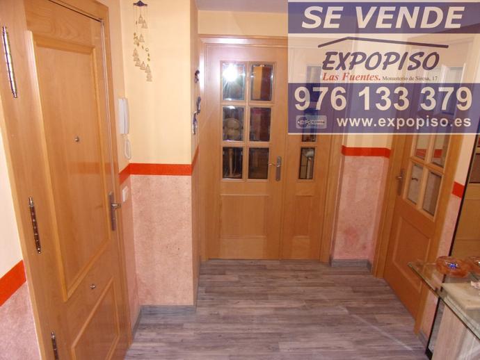 Foto 17 de Piso en Santa Isabel -Seminuevo 4Hab+S,2 Baños, Garaje / Santa Isabel - Movera,  Zaragoza Capital