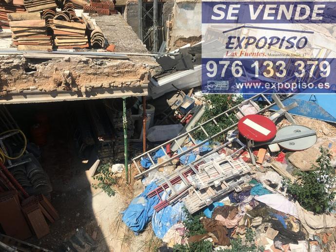 Foto 16 de Chalet en Parcela Corredor Verde, Oliver / Oliver,  Zaragoza Capital