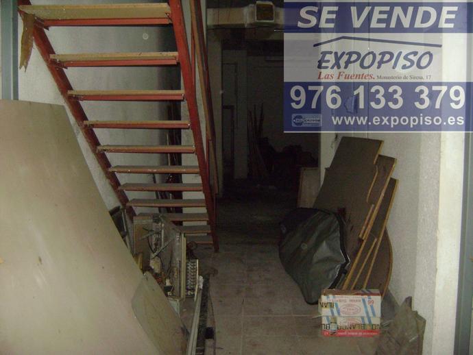 Foto 6 de Local comercial en Arrabal- Calle Mariano Baselga / Arrabal,  Zaragoza Capital