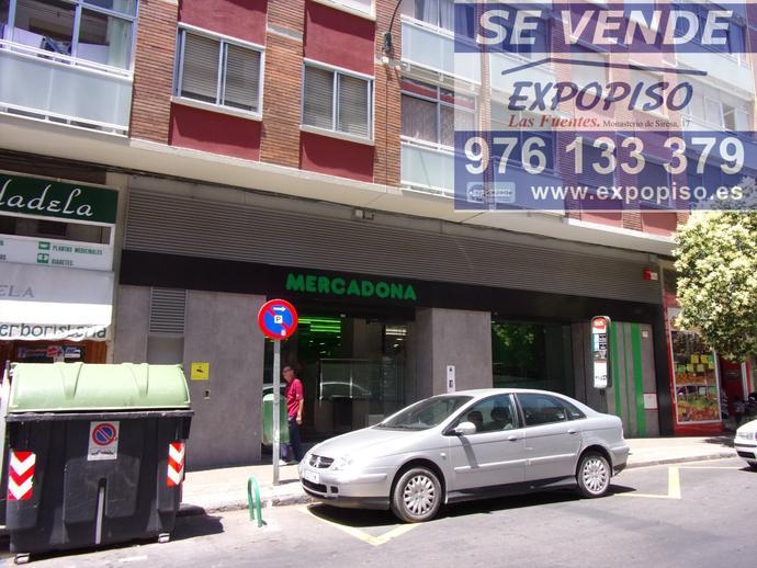 Foto 1 de Piso en Las Fuentes- Mercadona 2+S,Ascensor Y Calefacción / Las Fuentes,  Zaragoza Capital